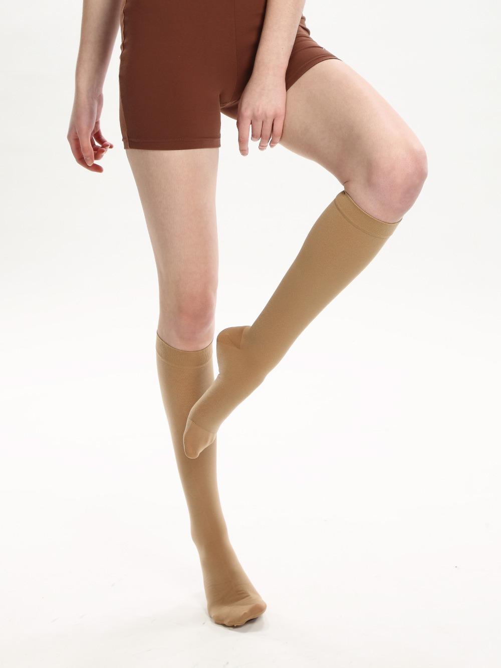 機能加壓除臭壓力小腿襪(200丹)