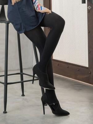 發熱抗菌除臭顯瘦褲襪(加大)