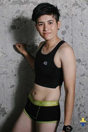 【AIR MAX】透氣網布黏貼式半身型束胸