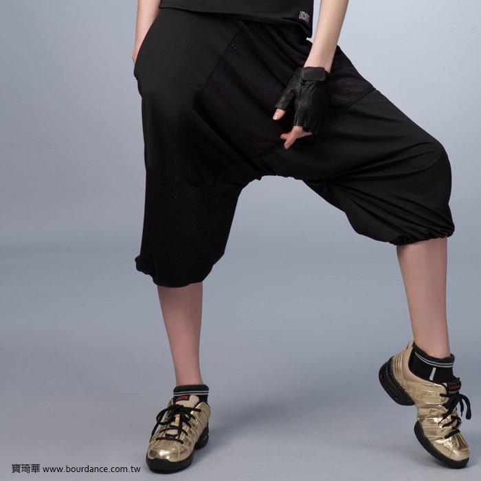 七分飛鼠褲【D15124】