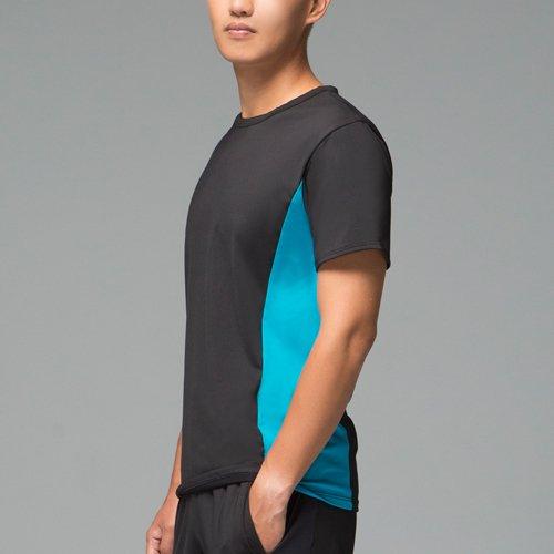 OwnYoga 造型短袖上衣 2色【Y16380】