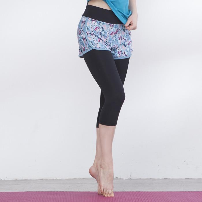 OwnYoga 短裙褲【Y18189】