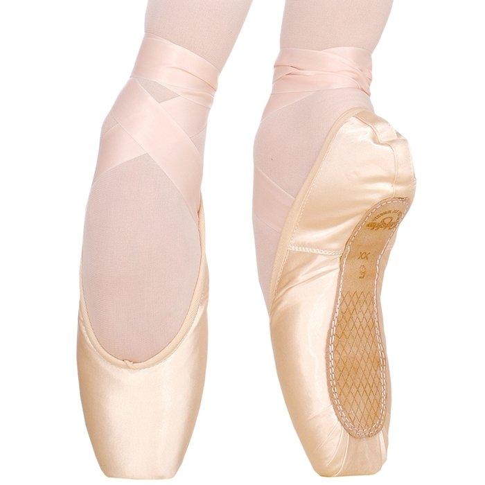 Grishko 2007 芭蕾硬鞋 XXX (中幅加硬) 【80080003】
