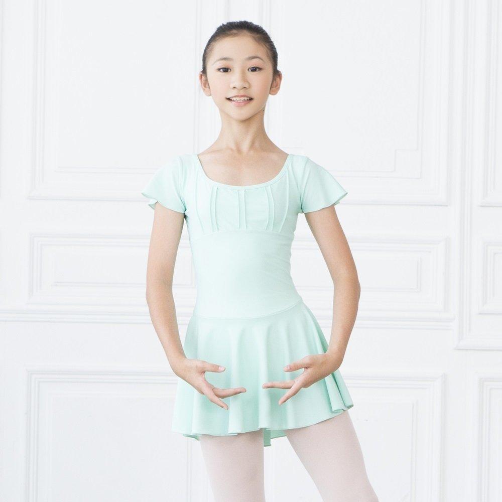 短袖本布裙 2色 【BDW18B83】