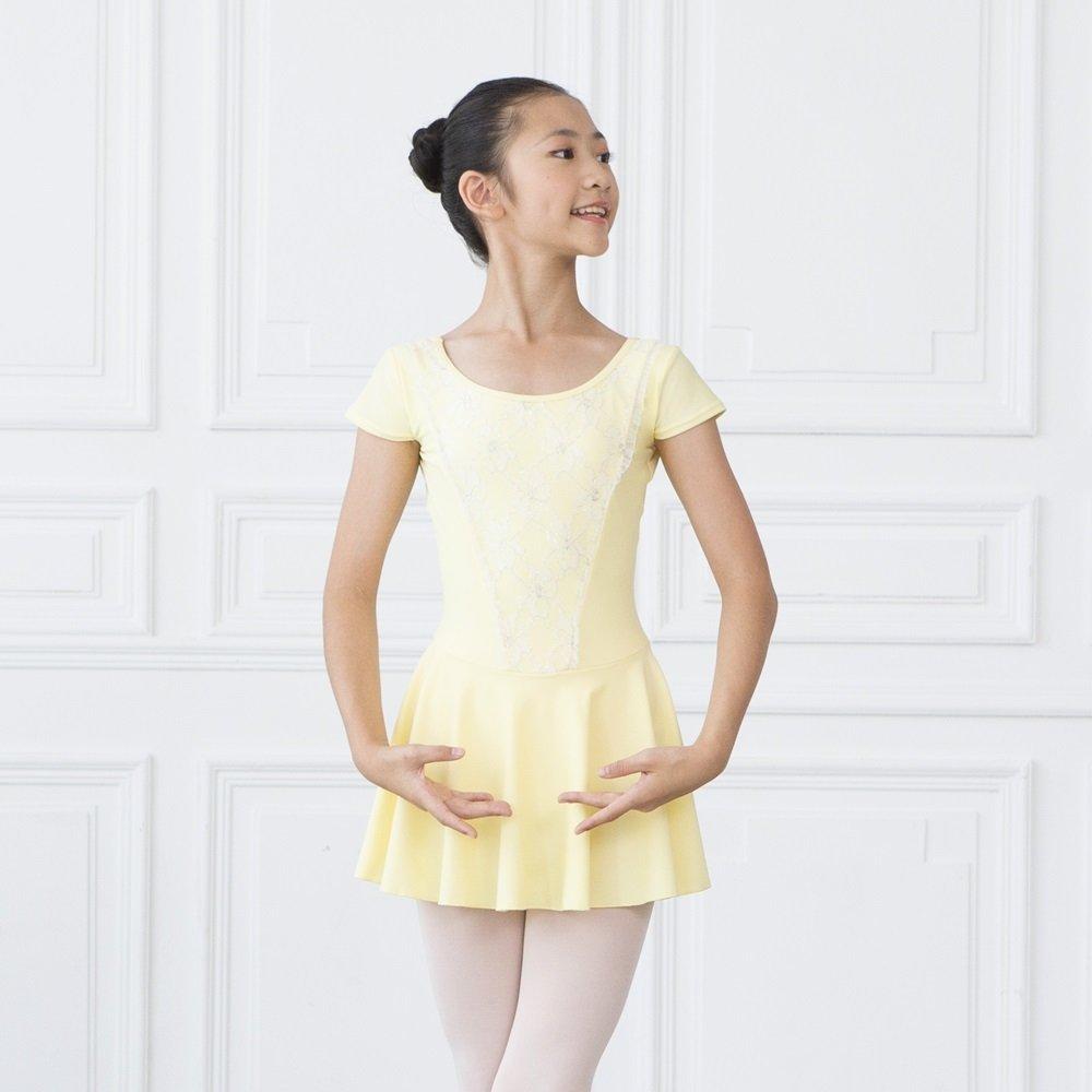 短袖本布裙 2色【BDW18B84】