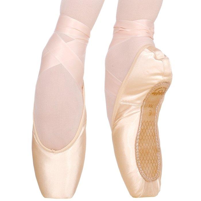Grishko 2007 芭蕾硬鞋 XXXXX (加寬) 【80080009】