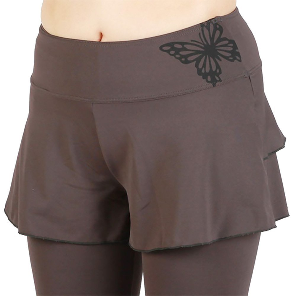 Chacott-瑜珈翹臀短褲【CH2015095707】
