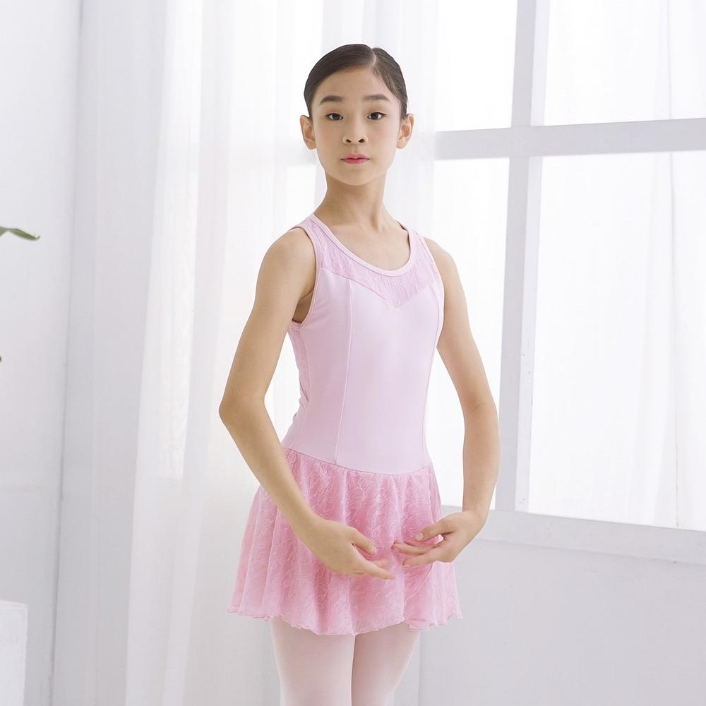 背心蕾絲本布裙 2色【BDW20B81】