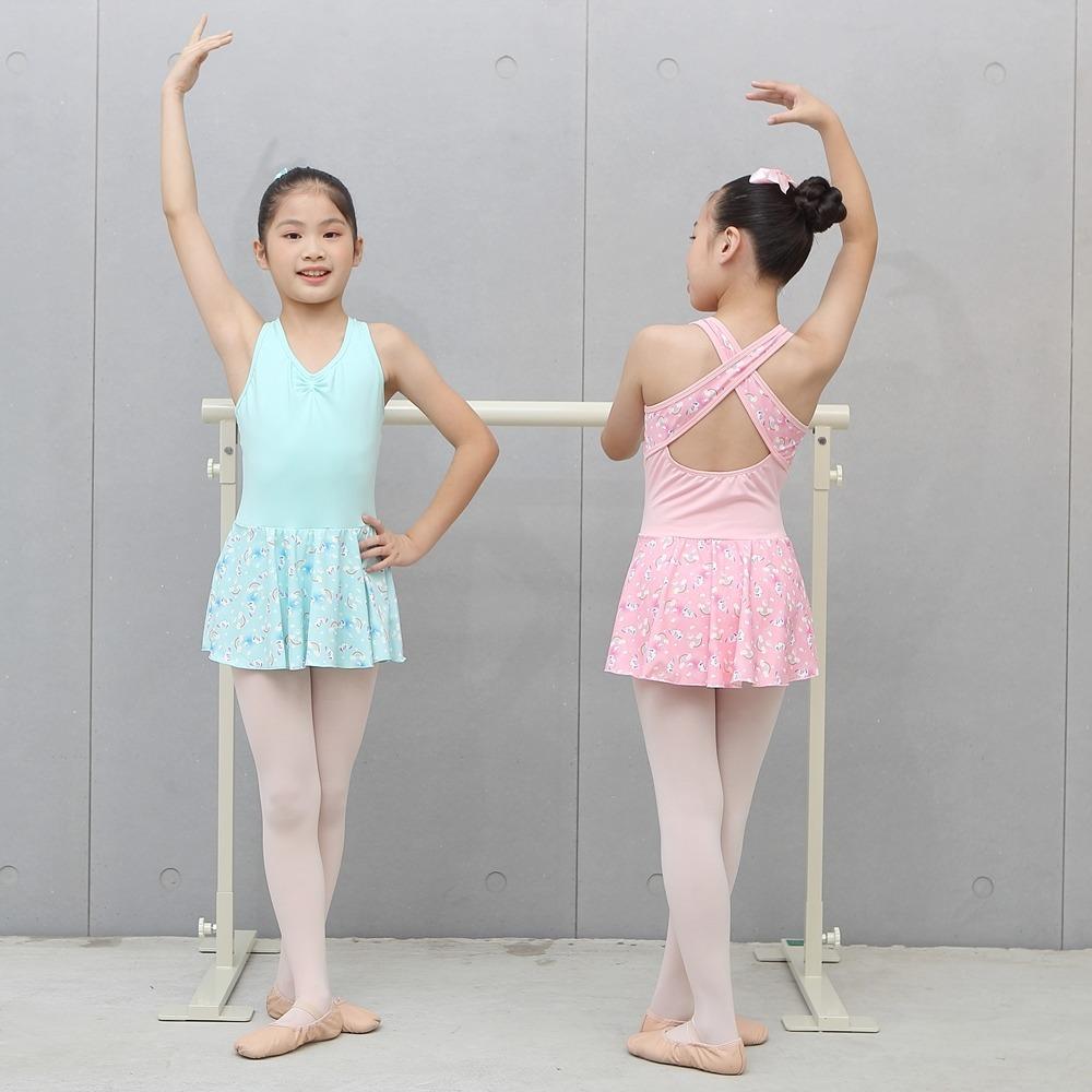 童 背心本布裙 2色【BDW21B52】