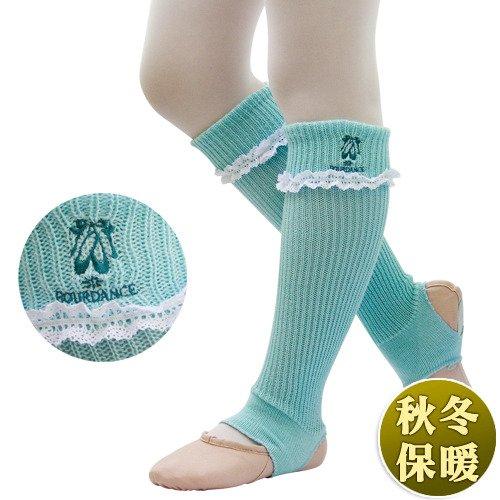 童 蕾絲芭蕾襪套 2色【84030002】