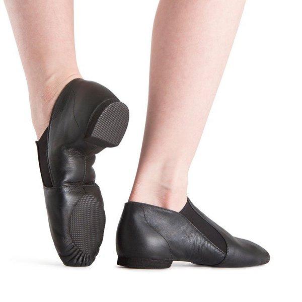 BLOCH SO499M 低筒鬆緊帶膠底兩點爵士鞋 (男)【8025499M】