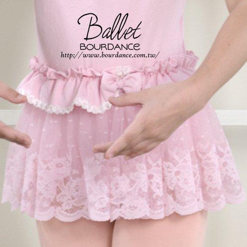 兒童芭蕾 花仙子紗裙 3色 【BDW12B53】