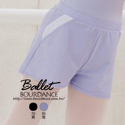 童 假口袋配色設計短褲 2色 【BDW14B91】
