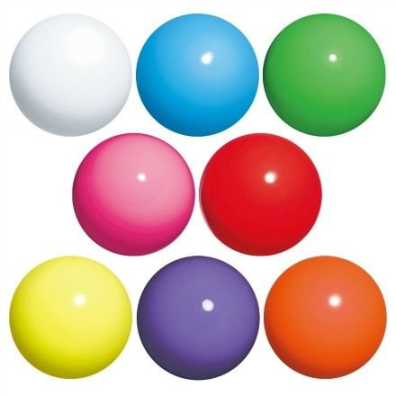 Chacott 單色體操球【301503-0001-98】