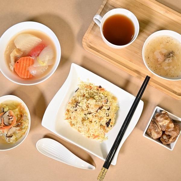 營養樂活便利餐-(6箱)