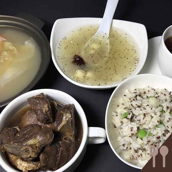銀髮樂活餐 - 試吃體驗