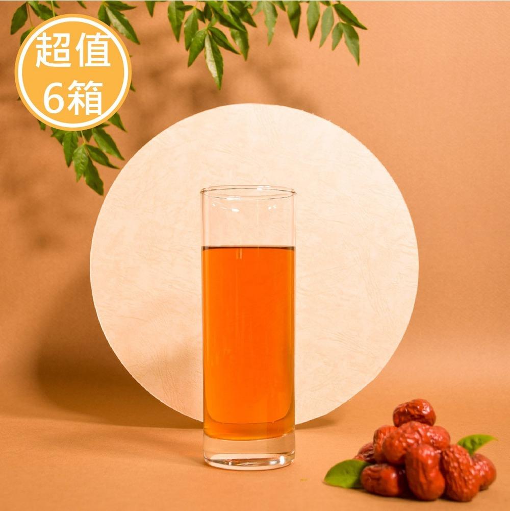 神奇紅棗茶-6箱/每箱省300元!!
