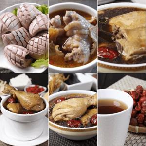 四季養生燉湯便利餐