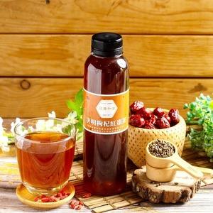 決明枸杞紅棗茶(瓶裝)
