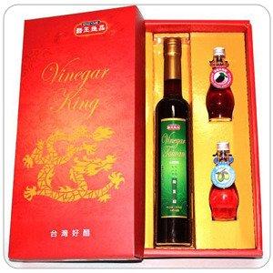 青梅黑棗醋3合1禮盒