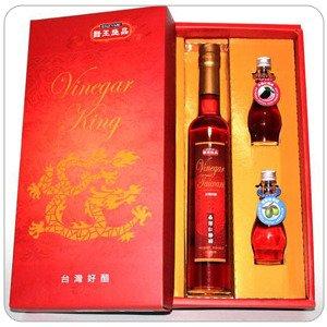 桑椹紅麴醋3合1禮盒