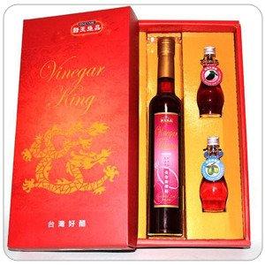 桑椹橄欖醋3合1禮盒