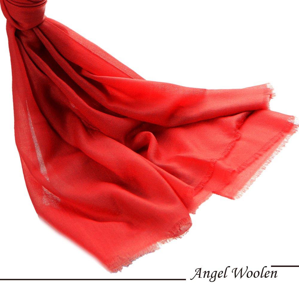 【Angel Woolen】待嫁新娘 Cashmere鑽石紋羊絨披肩圍巾 僅剩5條
