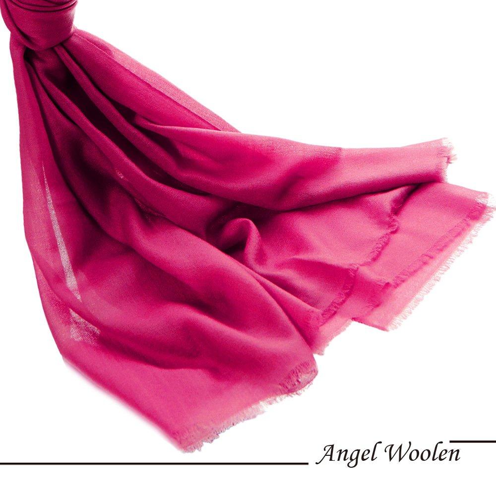 【Angel Woolen】尊貴女王 Cashmere鑽石紋羊絨披肩圍巾
