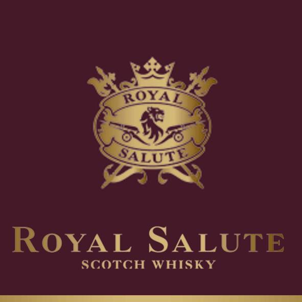 Royal Salute皇家禮炮威士忌品牌LOGO