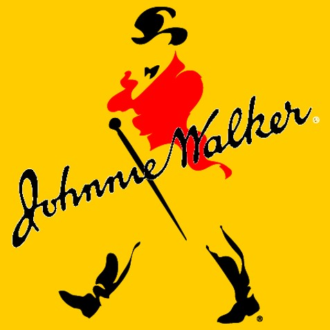 Johnnie Walker約翰走路威士忌品牌LOGO