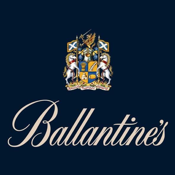 Ballantine's百齡罈威士忌品牌LOGO