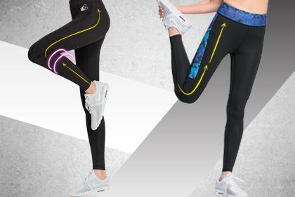 壓力褲功能全面解析!遠離運動傷害,鐵腿不再來