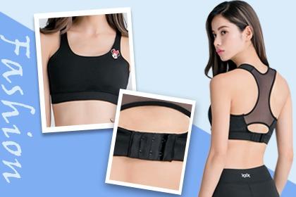 運動內衣挑選三步驟,造型要美還能防止胸部下垂!