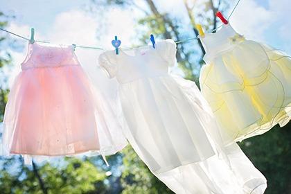 不要讓你的衣服越洗越髒!!