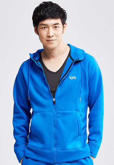 MIT極暖蜂巢刷毛外套(琉璃藍 男M-XXL)