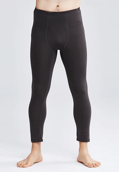 MIT溫灸刷毛內著發熱褲(銀河灰 男S-3XL)