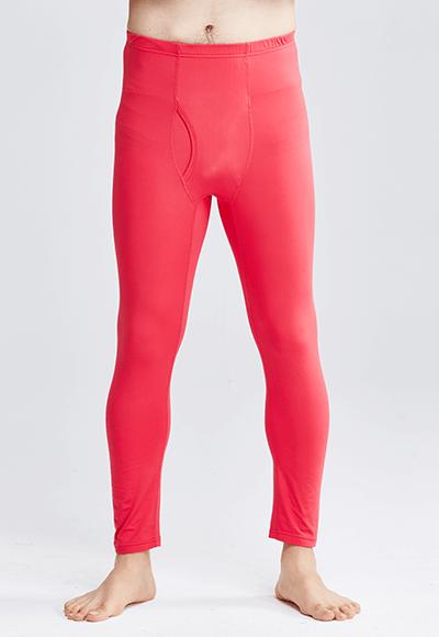 MIT溫灸刷毛內著褲(朝陽紅 男S-3XL)