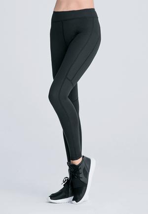 MIT纖腿曲線遠紅外線活腿壓力褲(經典黑 女S-2XL)