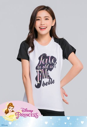 Belle繁花奇幻遠紅外線活力輕動衣(黑白色 女S-XL)