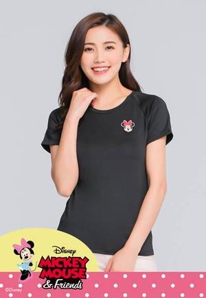 戀愛米妮遠紅外線活力輕動衣(經典黑 女S-XL)