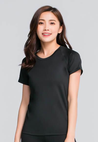 MIT曲線黑遠紅外線活力輕動衣(經典黑 女S-XL)