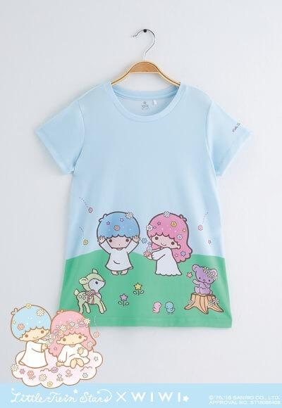 郊遊雙星仙子防曬排汗長版涼感衣(天空藍 童100-150)