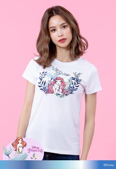夢幻Ariel防曬排汗涼感衣(純淨白 女S-3XL)