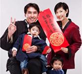 東森新聞主播-黃暐瀚夫人溫淑梅(第三胎)