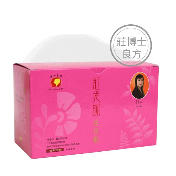 莊老師生化飲 / 15帖 / 盒