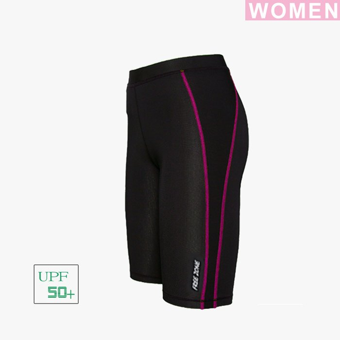 100型 機能壓力短褲 【女】