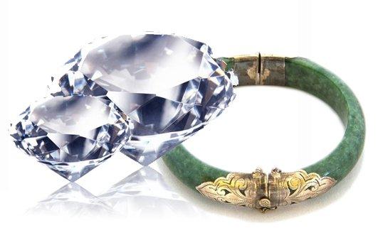 鑽石翡翠 收購
