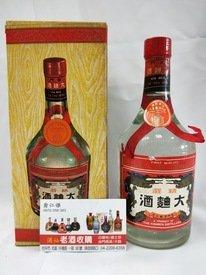 金門 精選 大麯酒 (圓大麯)