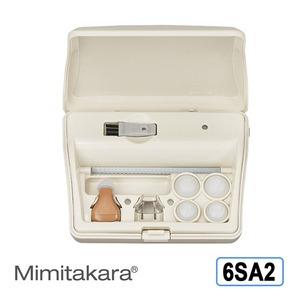 耳寶 助聽器(未滅菌)【Mimitakara】充電式耳內型助聽器 6SA2 [輕中度聽損適用]