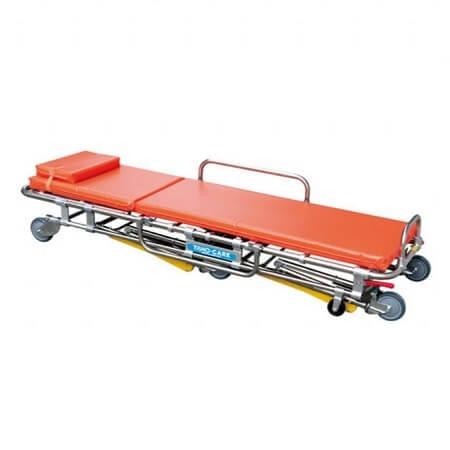 不鏽鋼救護車擔架 YH116 ~ 網路不販售,請來電諮詢